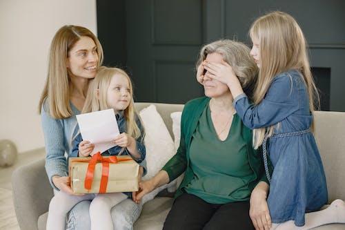 Gratis lagerfoto af ansigtsudtryk, barn, blond
