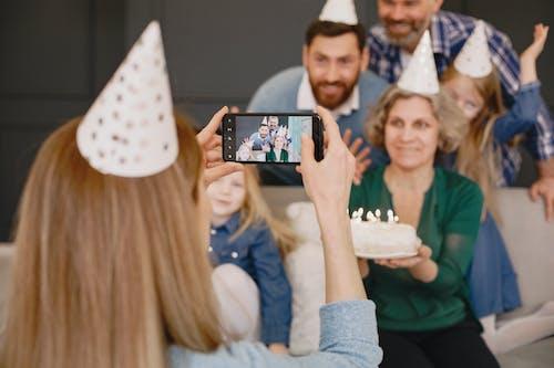 Gratis lagerfoto af ansigtsudtryk, barn, familie