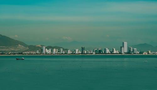 交通系統, 地標, 城市, 天空 的 免費圖庫相片