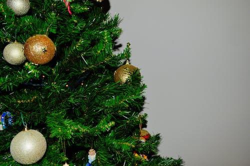 크리스마스, 크리스마스 방울, 크리스마스 이브, 크리스마스 트리의 무료 스톡 사진