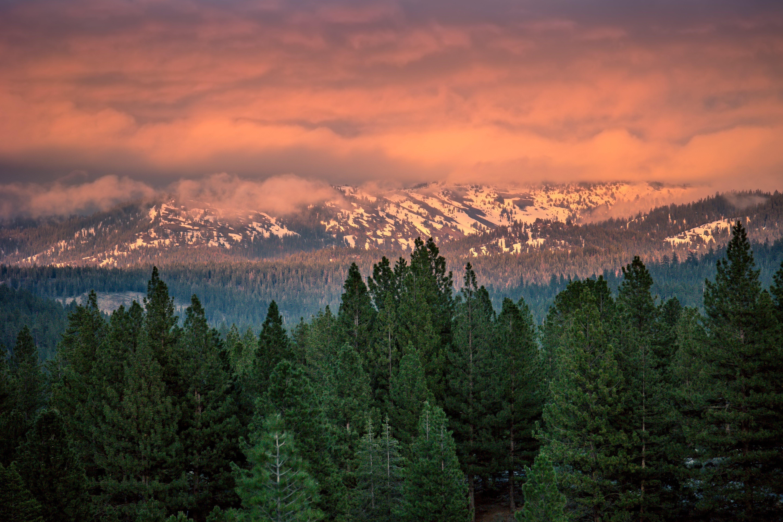 Kostenloses Stock Foto zu schnee, landschaft, berge, himmel
