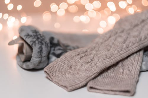 니트, 양모, 옷감, 피사계 심도의 무료 스톡 사진