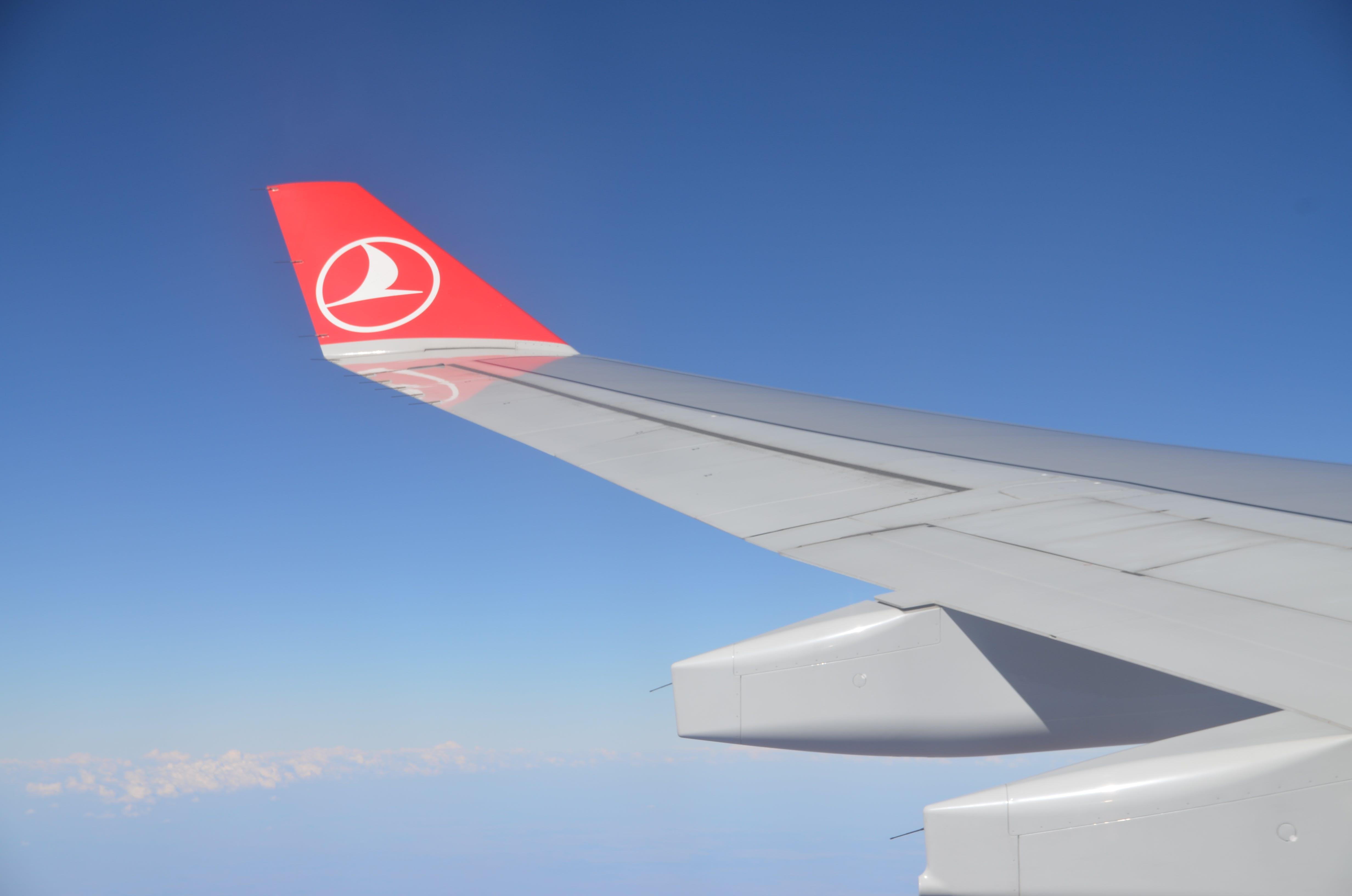 คลังภาพถ่ายฟรี ของ tk, การบิน, ของเจ้า, สายการบินตุรกี