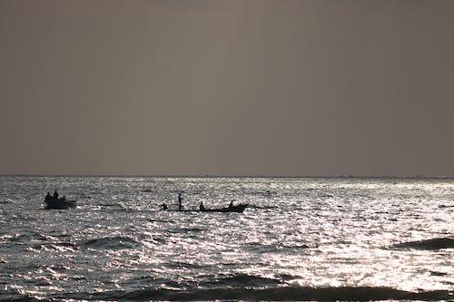 Free stock photo of boat, fisherman, fishing