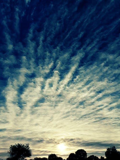Immagine gratuita di cielo, cielo azzurro, nuvole