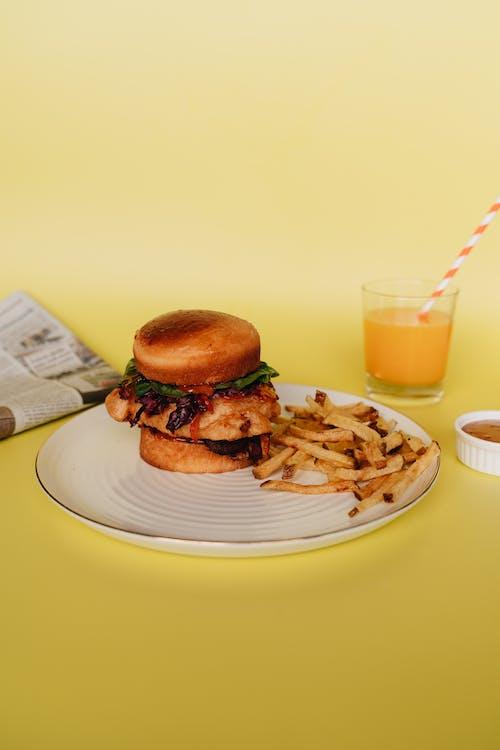 Δωρεάν στοκ φωτογραφιών με αναψυκτικό, γεύμα, γρήγορο φαγητό