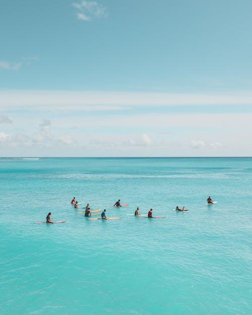 Kostenloses Stock Foto zu blaues meer, erholung, ferien