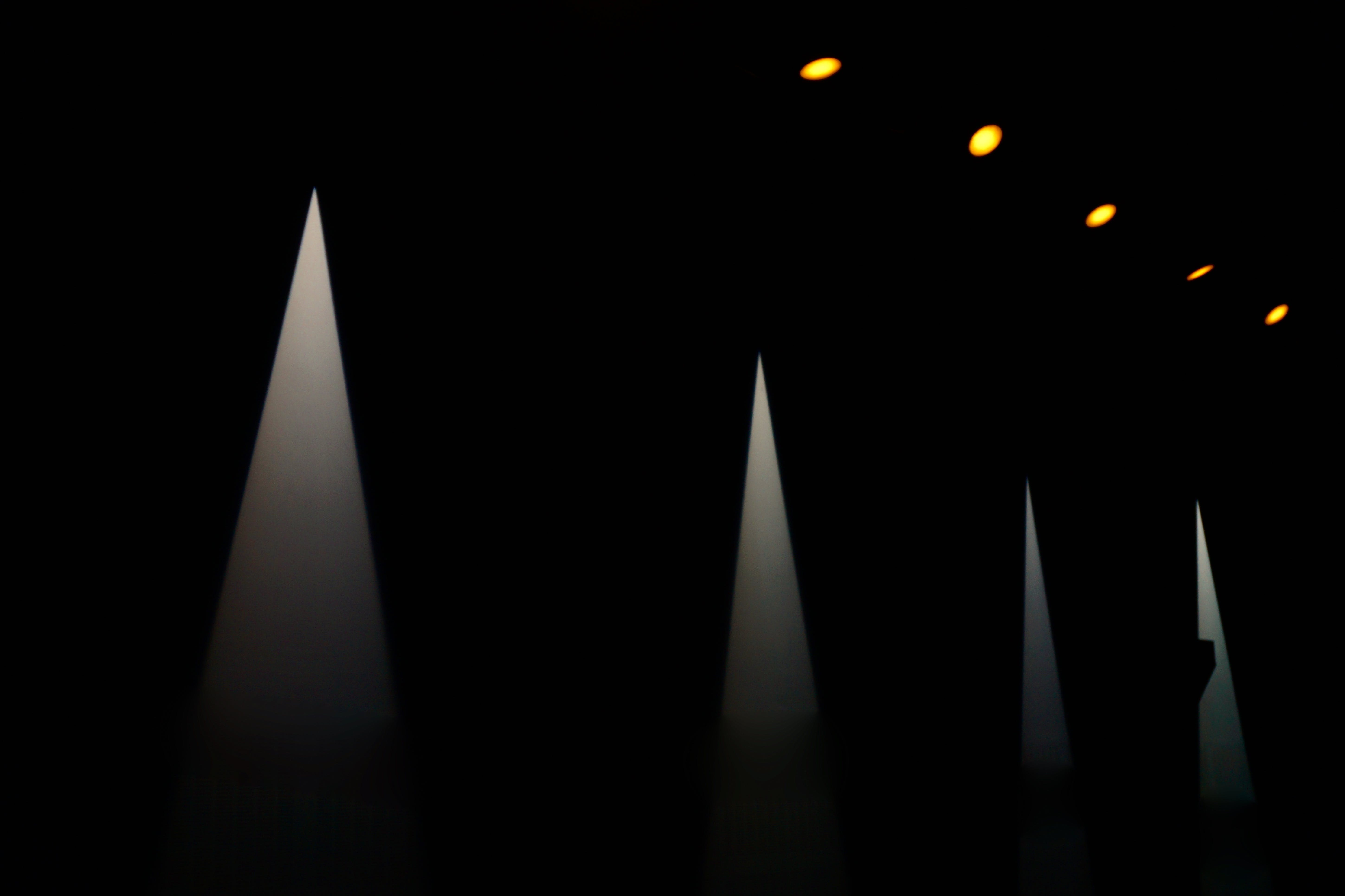 Free stock photo of lights, dark, cinema