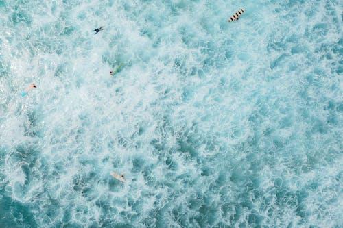 Immagine gratuita di increspature dell'acqua, mare, persone