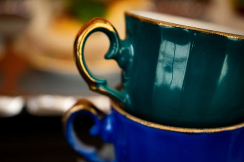Free stock photo of ceramic cups, cups