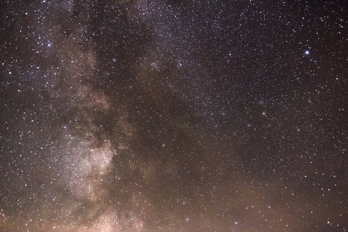 Low Angle View Photography of Stars