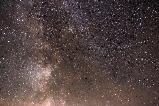 Kostenloses Stock Foto zu himmel, nacht, weltraum, dunkel
