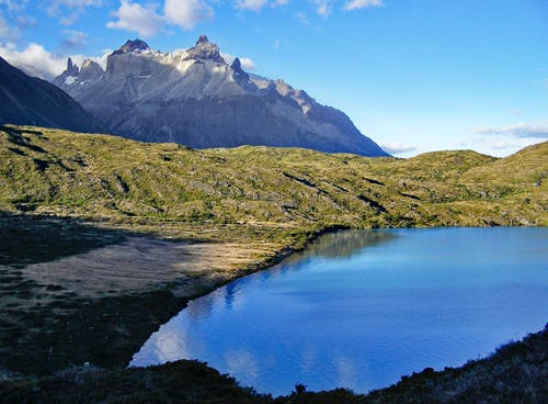 Fotos de stock gratuitas de América del sur, Chile, cielo azul