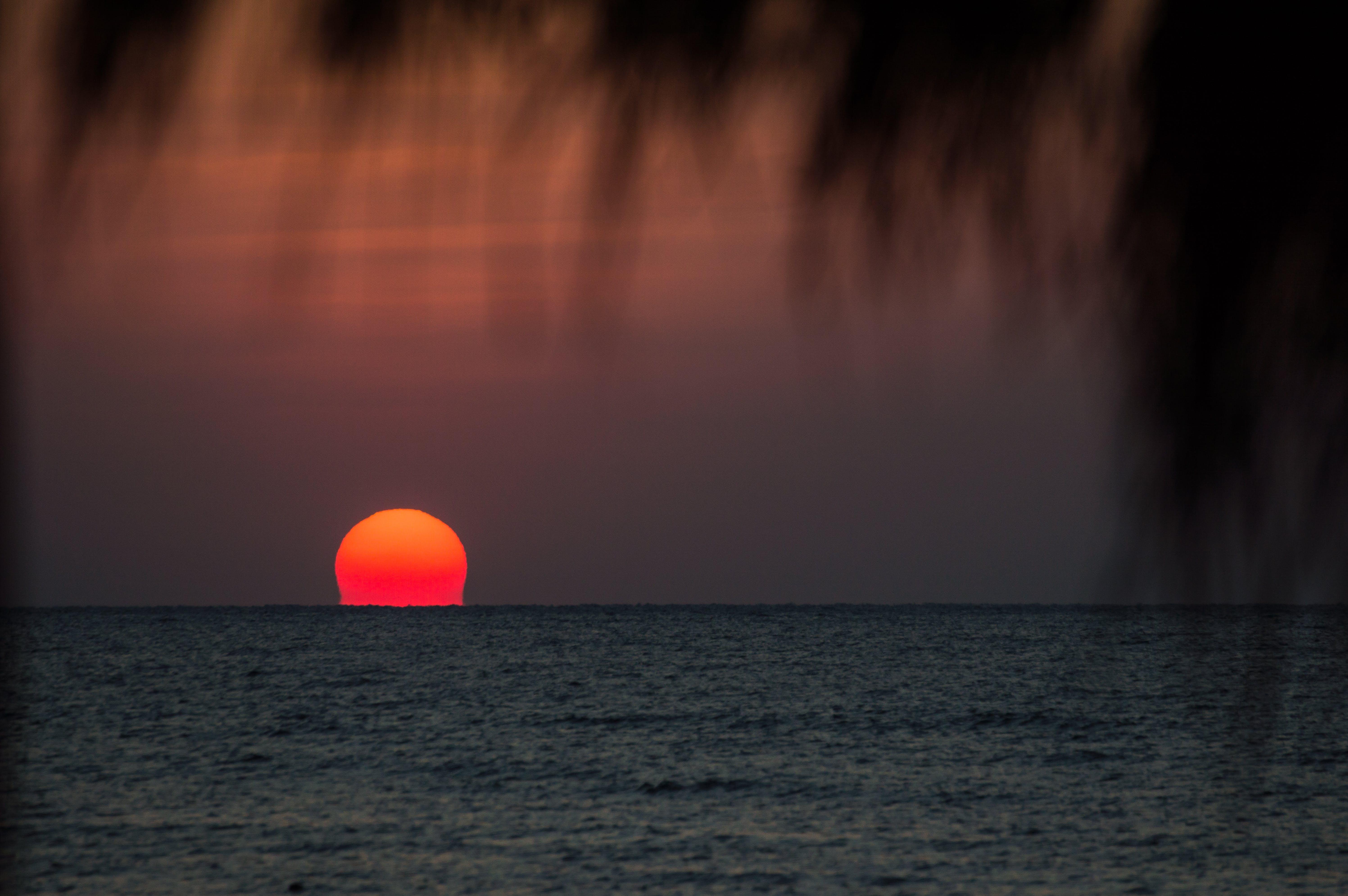 Foto d'estoc gratuïta de capvespre, crepuscle, mar, platja