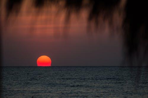 Free stock photo of beach, sea, sunset, twilight