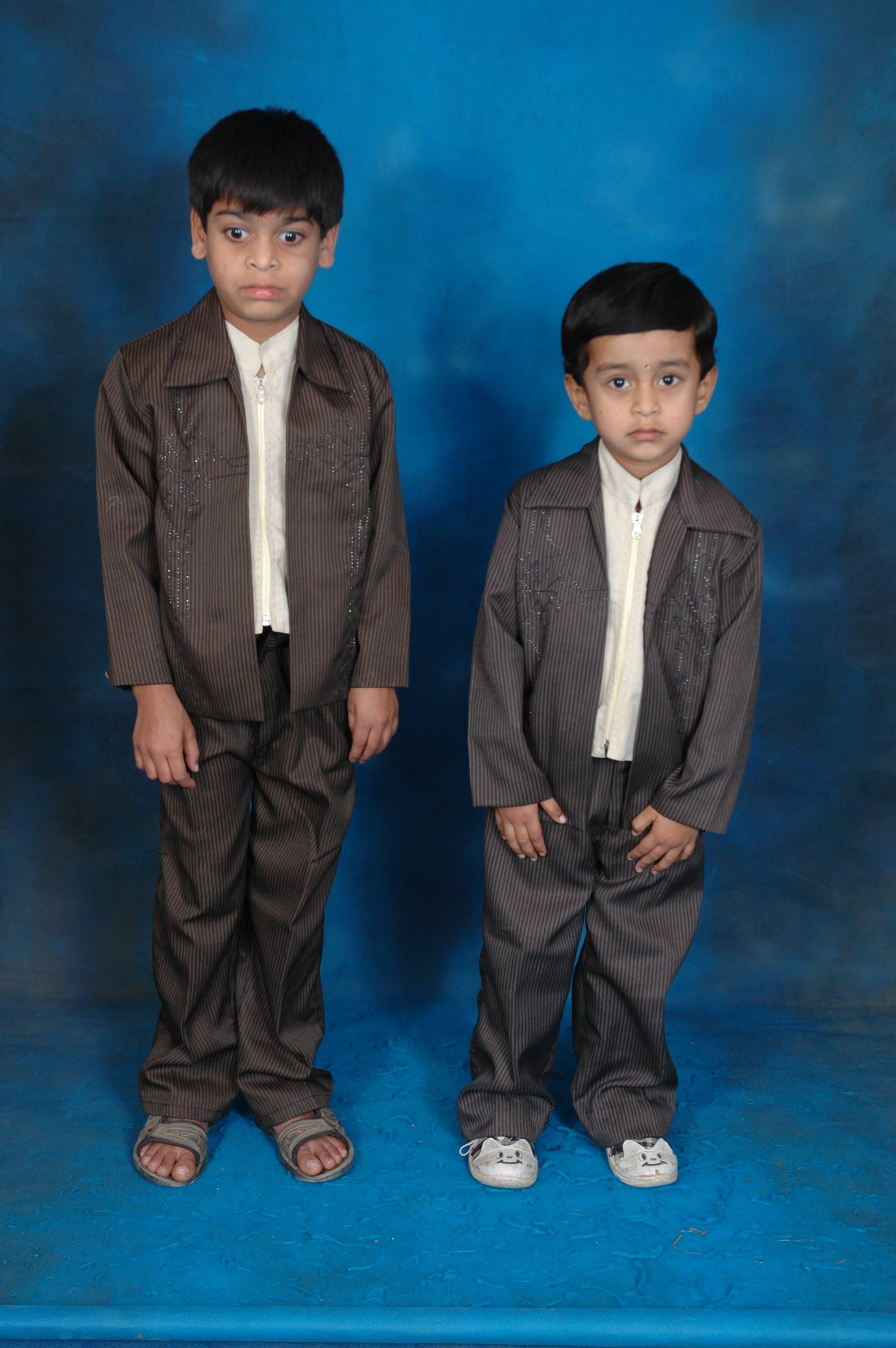 Kostenloses Stock Foto zu brüder, jungen, kinder