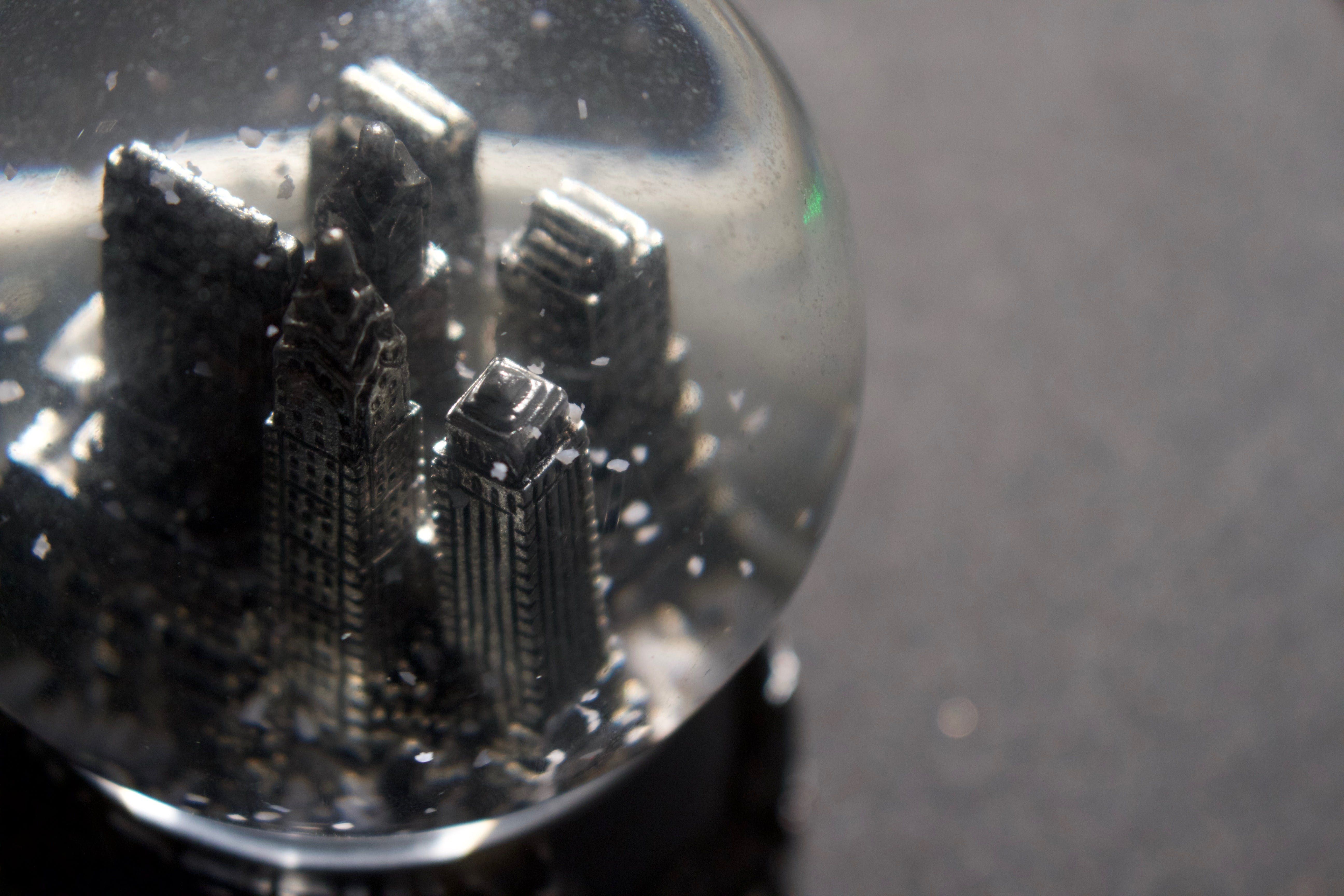 Free stock photo of city, glass, globe, philly