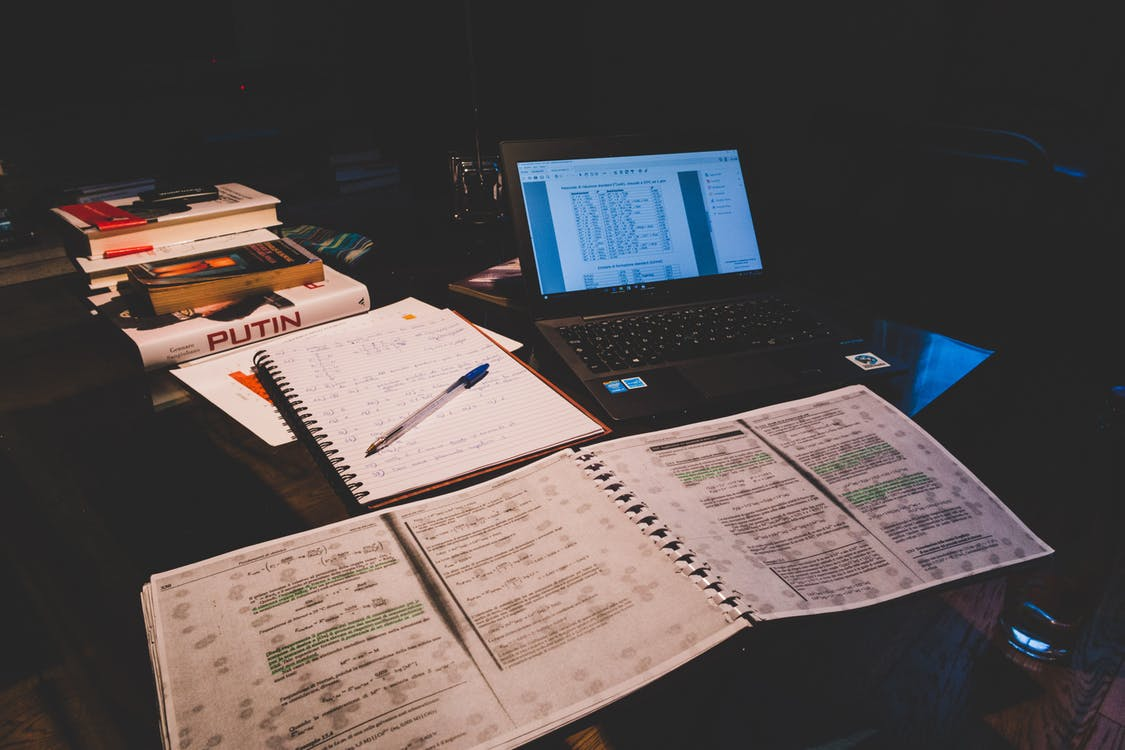 Free stock photo of mood, studying, today