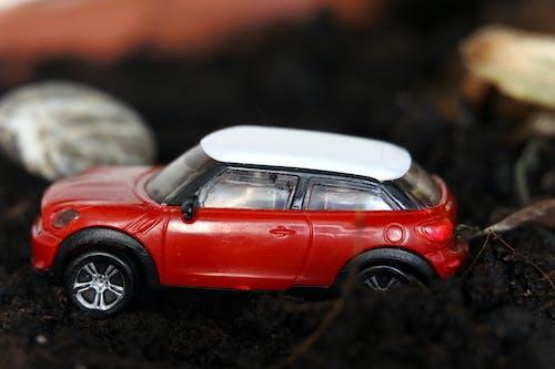 Fotobanka sbezplatnými fotkami na tému auto, hracie pole, kameň, Mini