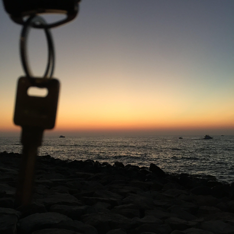 Free stock photo of hope, sunset
