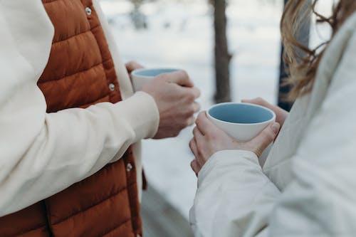 お茶, カップ, コーヒーの無料の写真素材
