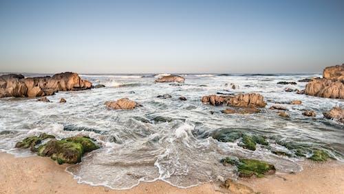 Fotos de stock gratuitas de agua, arena, bonito, cielo