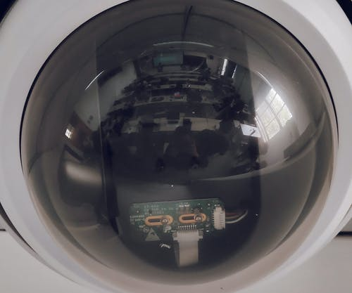 Ingyenes stockfotó CCTV, felügyelet, fényképezőgép témában