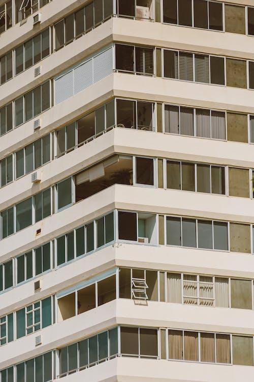 Kostenloses Stock Foto zu architektur, ausdruck, balkon