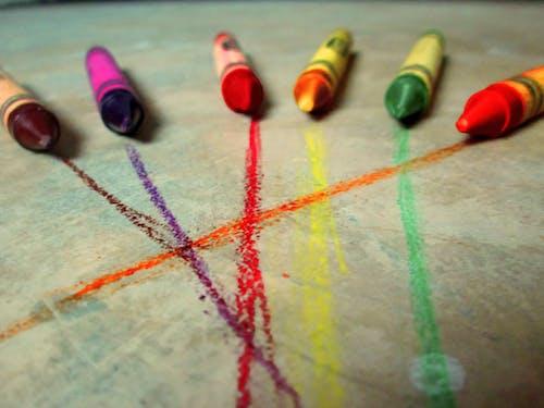 Imagine de stoc gratuită din adâncime de câmp, amestecat, artă, colorare