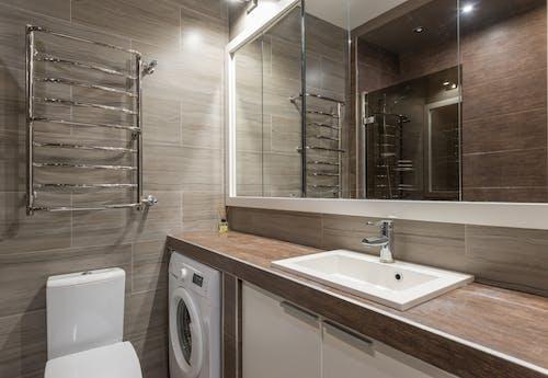 Kostnadsfri bild av bad, badrum, belysa