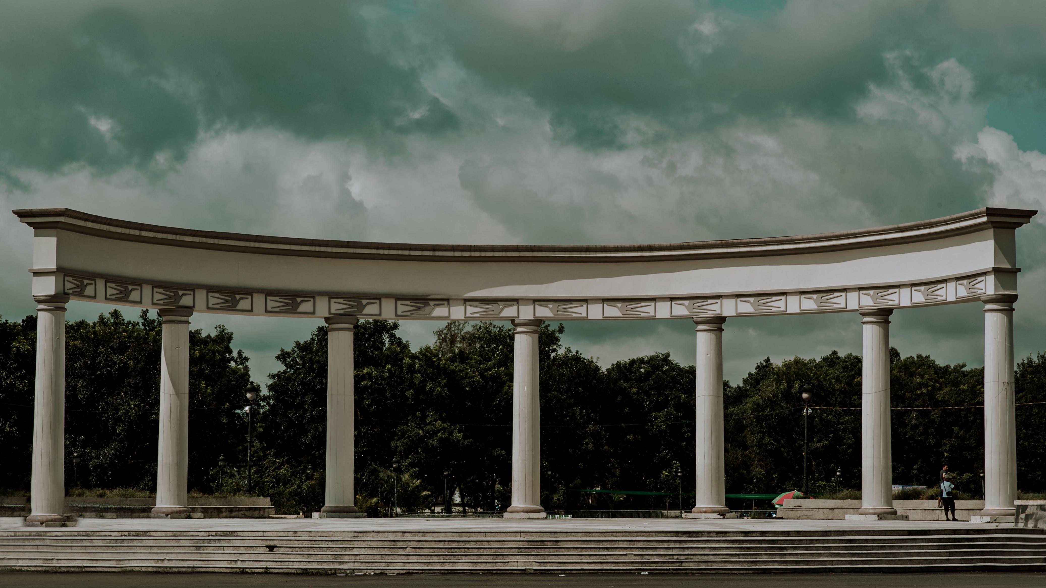 Kostenloses Stock Foto zu alt, architektur, bau, bäume