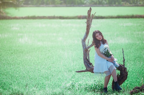 Бесплатное стоковое фото с активный отдых, букет, Взрослый, газон