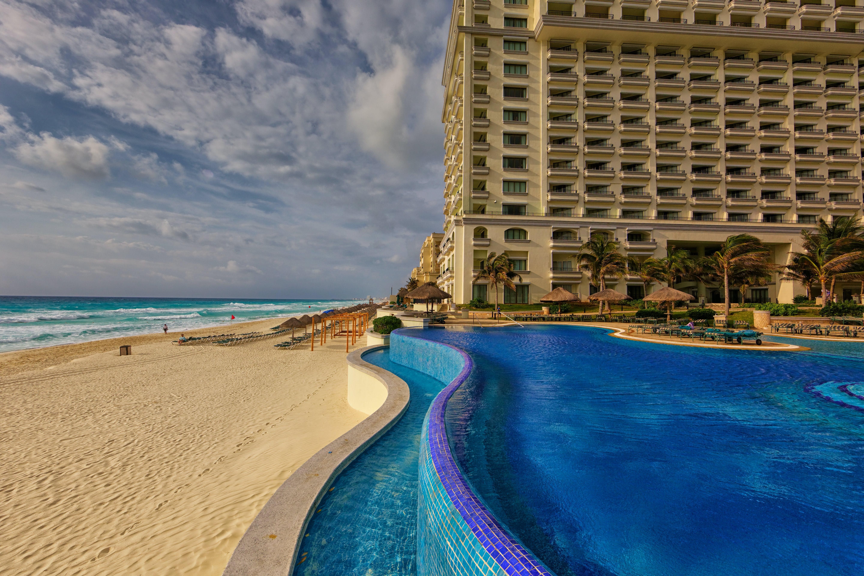 Free stock photo of beach, hotel, idyllic, leisure