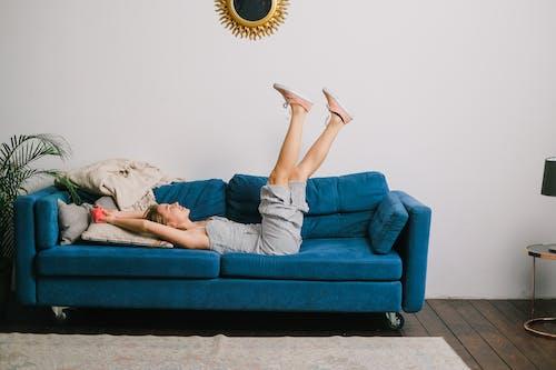 copy space, 가정의, 거실의 무료 스톡 사진