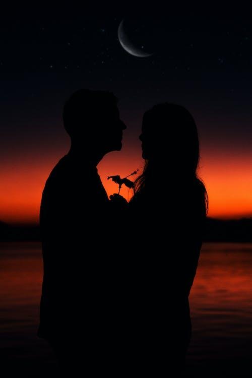 Foto profissional grátis de afeição, alvorecer, amanhecer