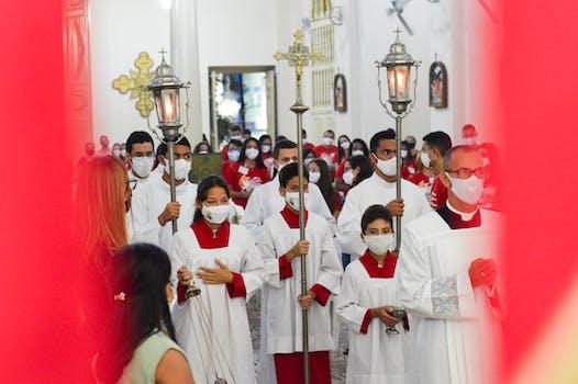 people church ceremony celebration