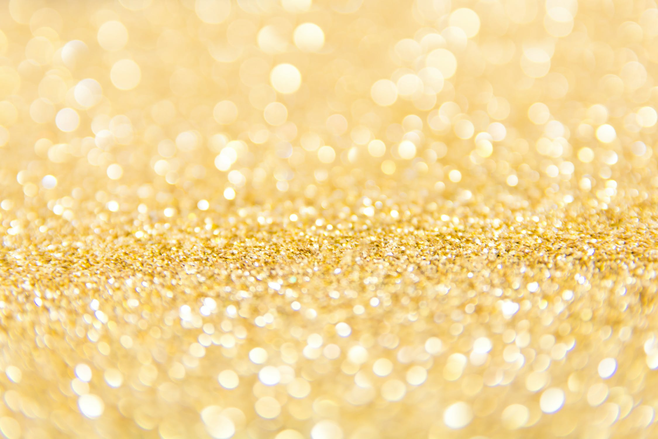All that glitters is harming the environment
