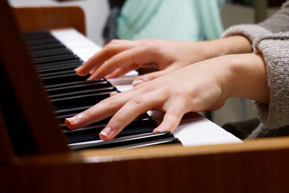 hands, music, musical instrument