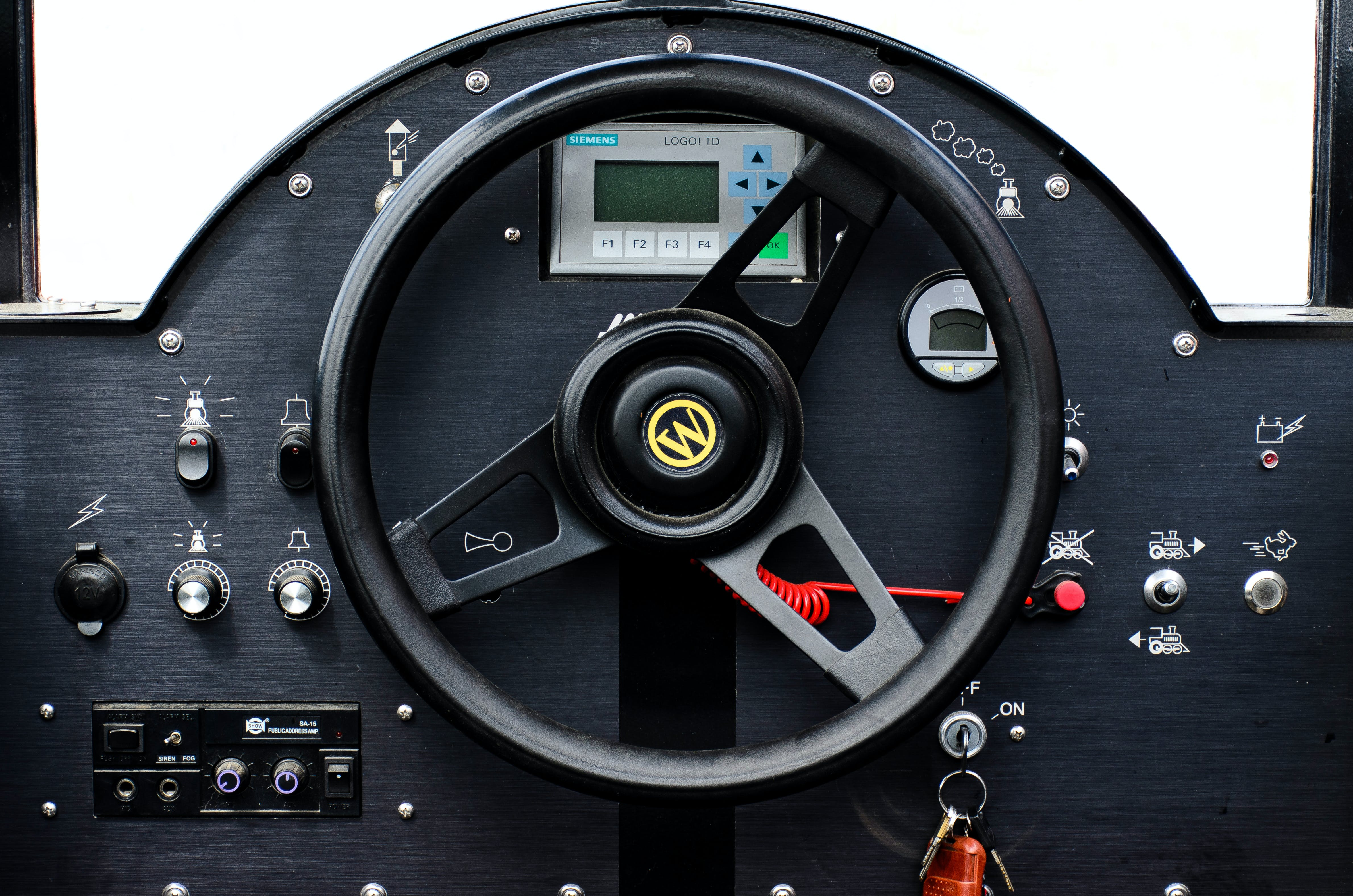 buttons, controls, dashboard