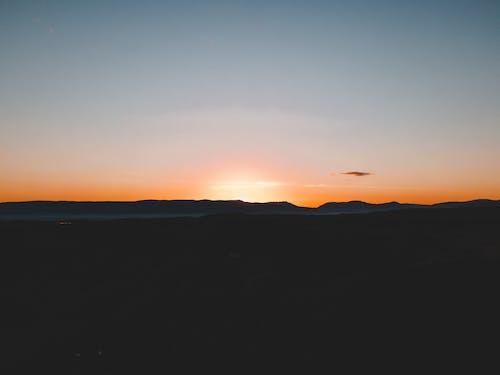 Gratis arkivbilde med daggry, fjell, landskap