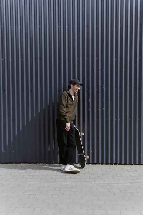 Darmowe zdjęcie z galerii z blacha ocynkowana, bruk, chodnik
