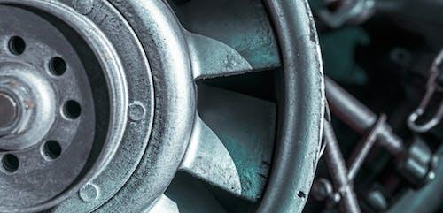 Free stock photo of car fly wheel, classic cars, porsche