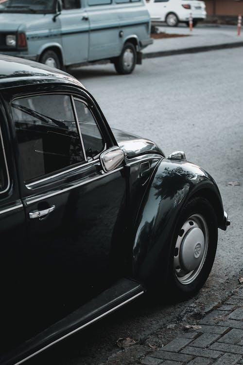 Δωρεάν στοκ φωτογραφιών με vintage, άκρη του δρόμου, αναλαμπή