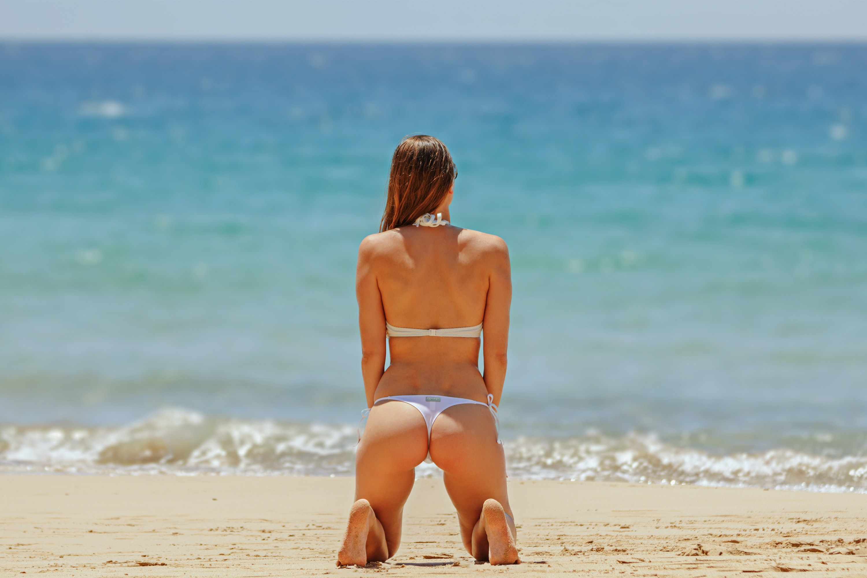 Old glory bikini