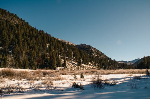 Δωρεάν στοκ φωτογραφιών με αλπικός, βουνά, γαλάζιος ουρανός, γραφικός