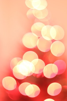 HD wallpaper of lights, blur, design, colors