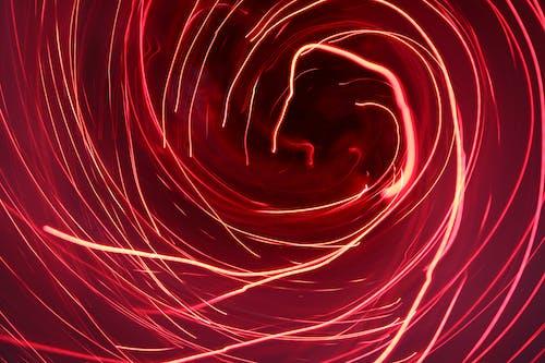 Darmowe zdjęcie z galerii z czerwony, rozmyty, ruch, światła