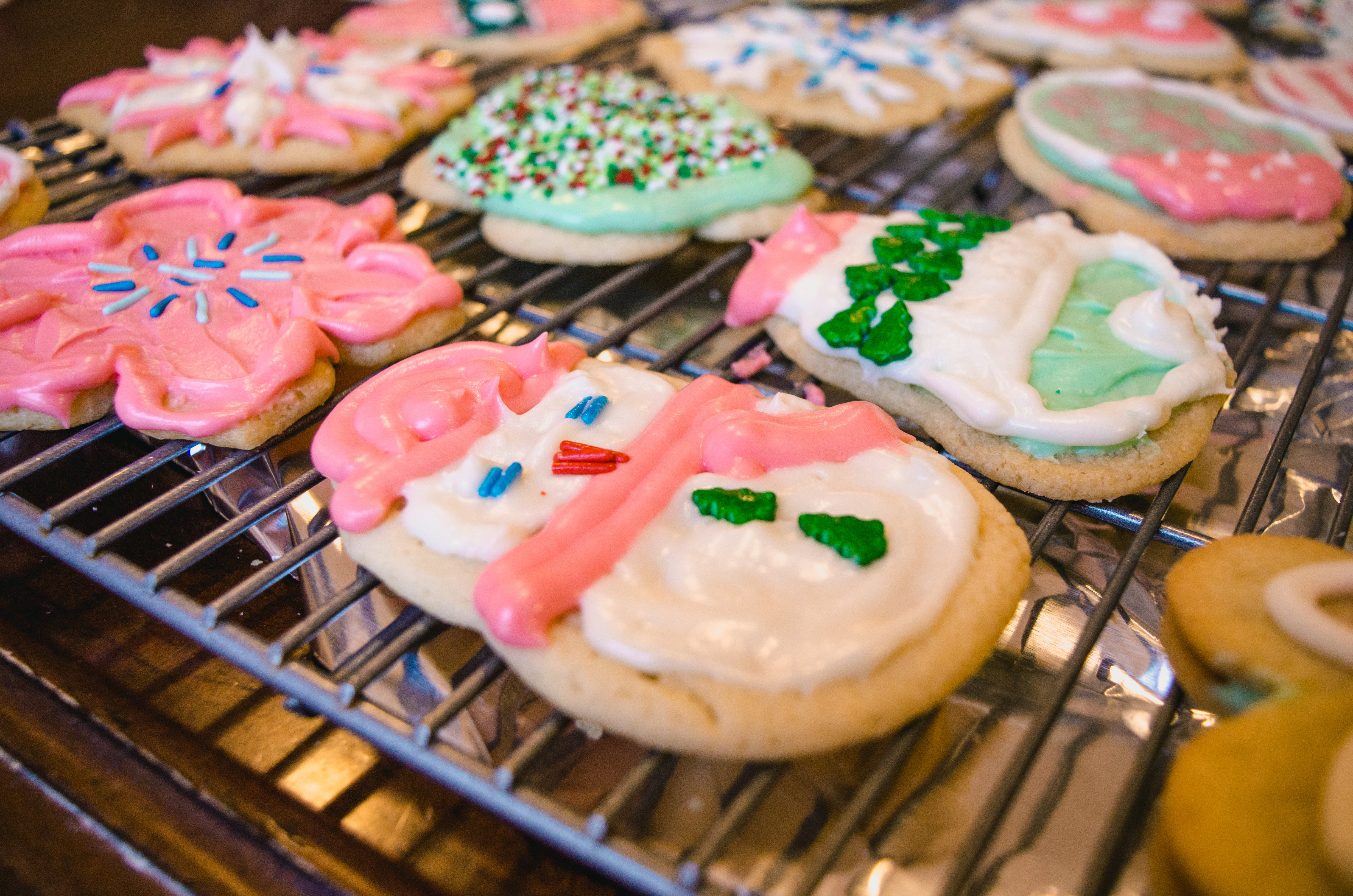 Free stock photo of baking, christmas, christmas cookies, cookie