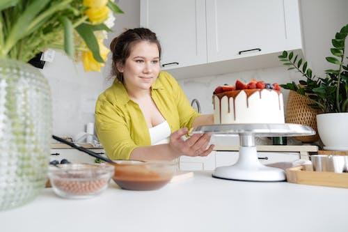 Immagine gratuita di appetitoso, arredamento, casa