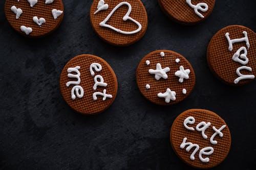 Photos gratuites de artisanal, biscuits, bonbons